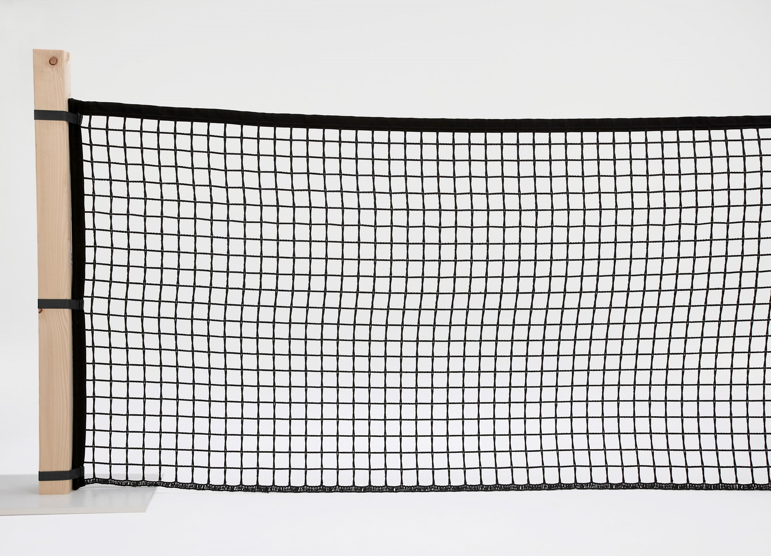 Meterware Relingsnetz weiß Breite 1,5mtr Schutznetz