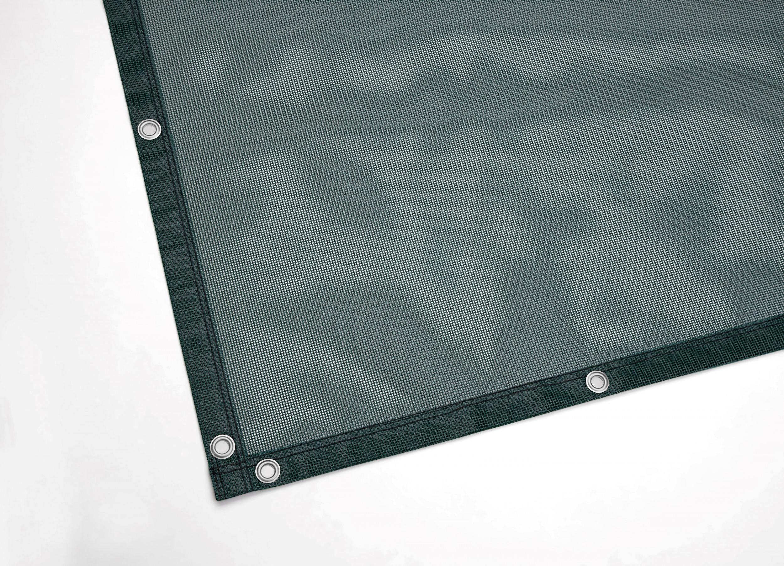 pvc beschichtetes gittergewebe nach ma gr n schutznetze24. Black Bedroom Furniture Sets. Home Design Ideas