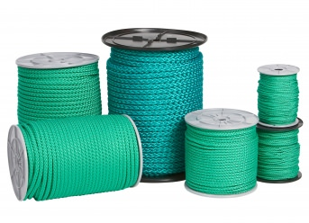 Braided Rope of Polypropylene - Spool