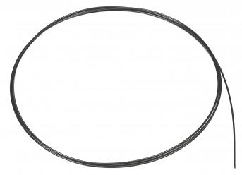 Stahldrahtseil 3/4 mm (PVC-ummantelt) - Meterware